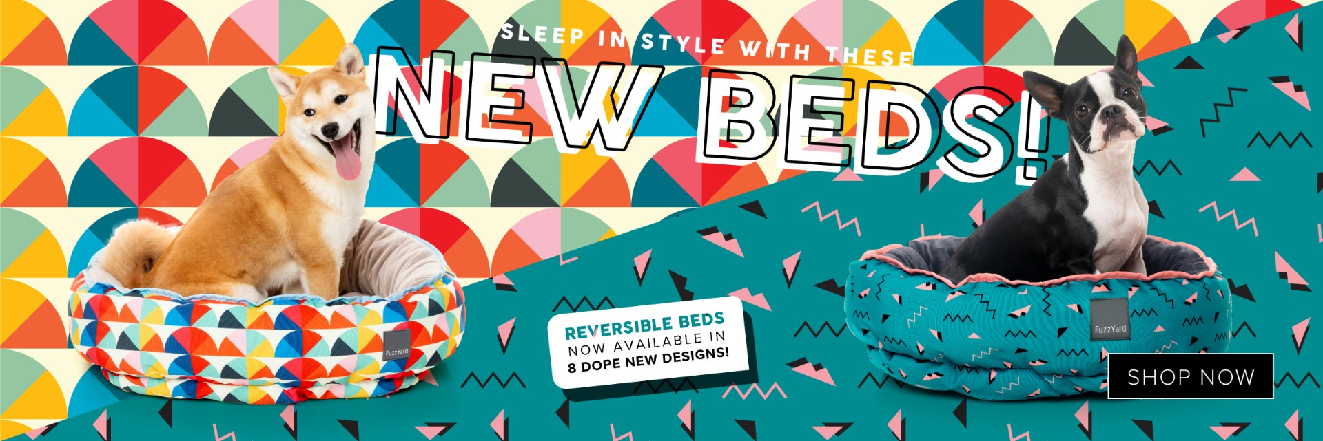 New Reversible Beds